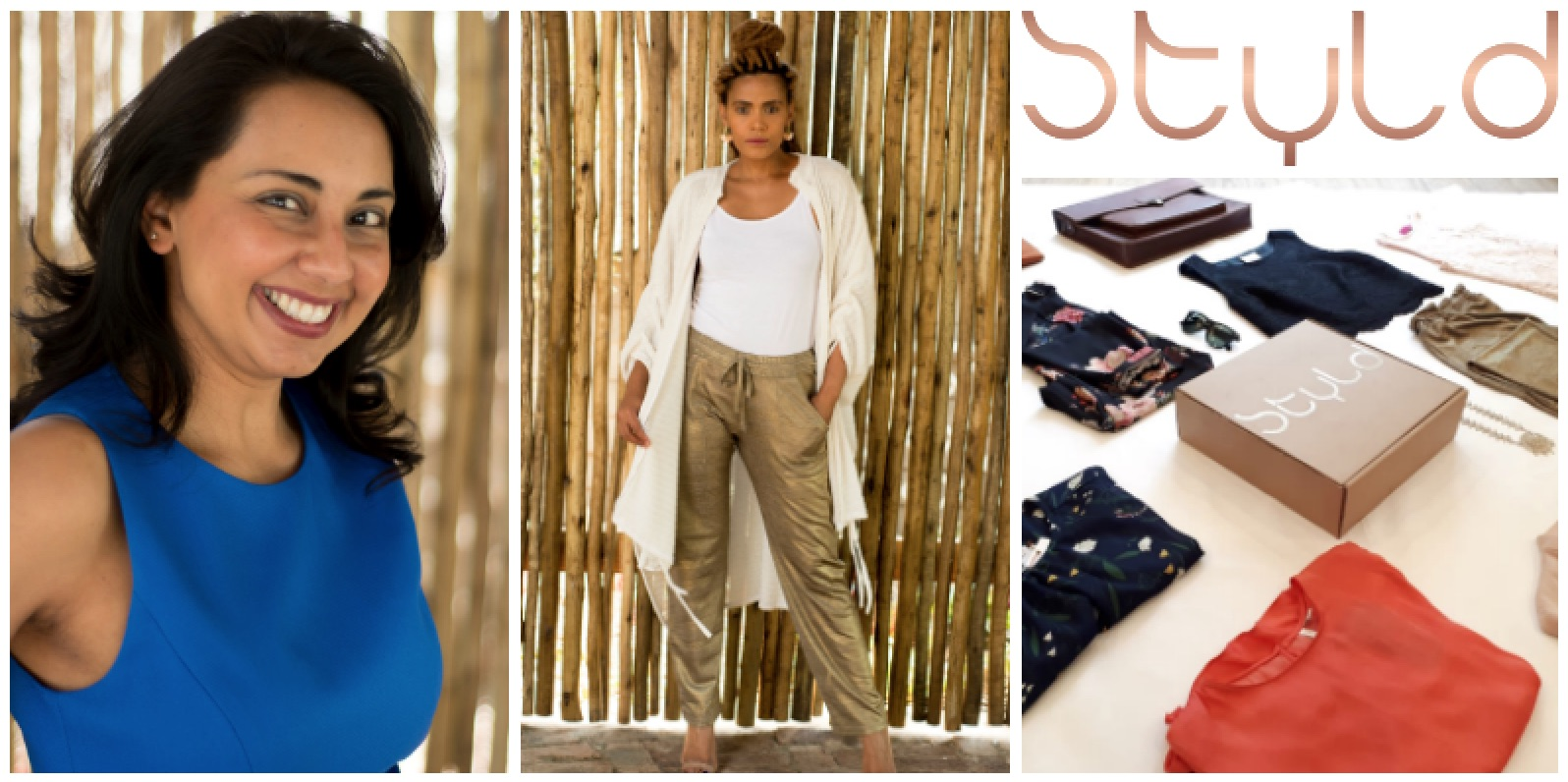 Keshni Morar , founder of  Styld  (South Africa)