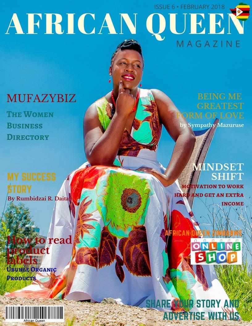 African Queen Magazine - February.jpg