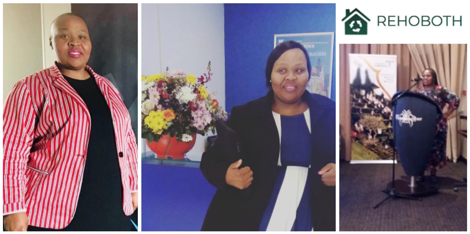 Mandisa Makubalo, founder of  Rehoboth Waste Management Services  (South Africa)
