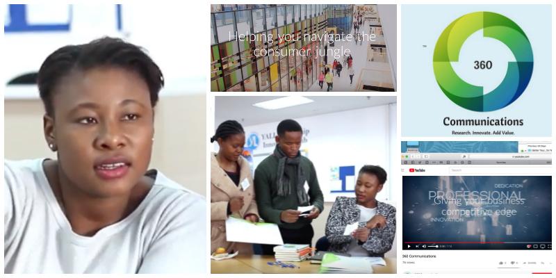 Rethabile Phoofolo , founder of  360 Communications (Pty) Ltd  (Lesotho)