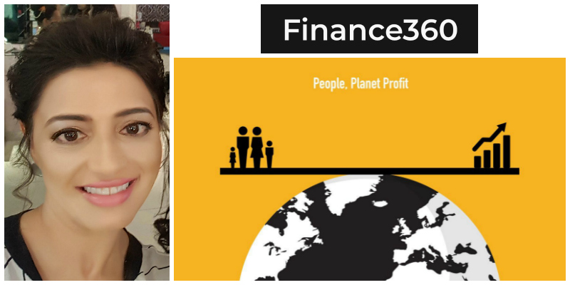 Varsha Parbhoo , founder of  Finance 360  (South Africa)