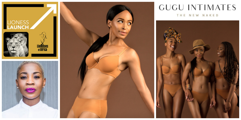 Gugu Nkabinde , founder of  Gugu Intimates  (South Africa)
