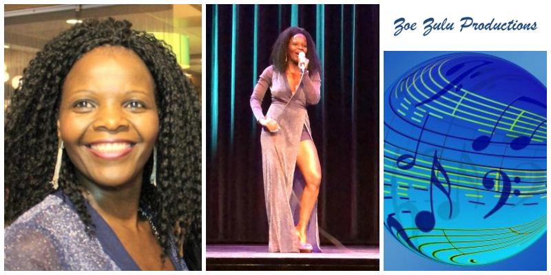 Zoe Dlamini-Sas , founder of Zoe Zulu Productions