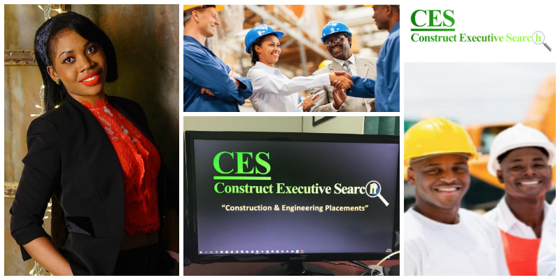 Kabwe Mulolo , founder of  Construct Executive Search (CES)  (South Africa)