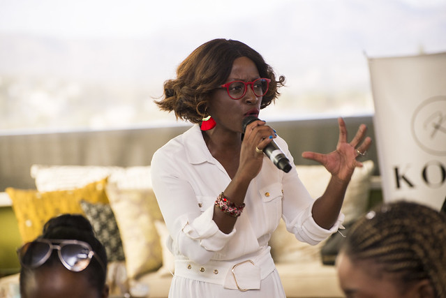Hlubi Mboya-Arnold, Lioness Lean In Ambassador Southern Africa