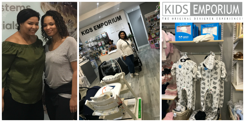 Jamilla and Fierdowsah Jacobs, founders of Kids Emporium Namibia