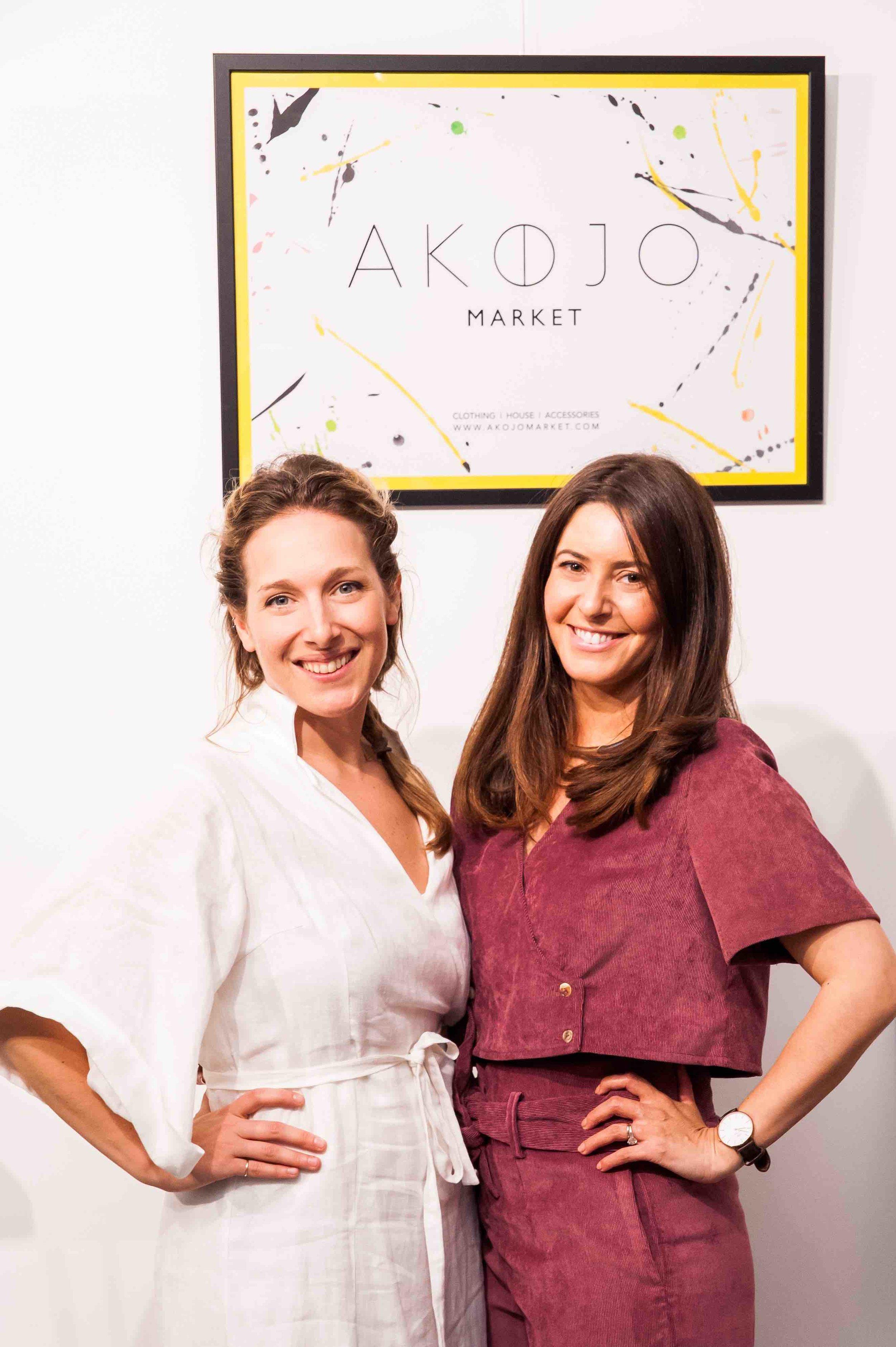 AKOJO MARKET Co-Founders - Annie Rudnick and Natasha Buchler.jpg