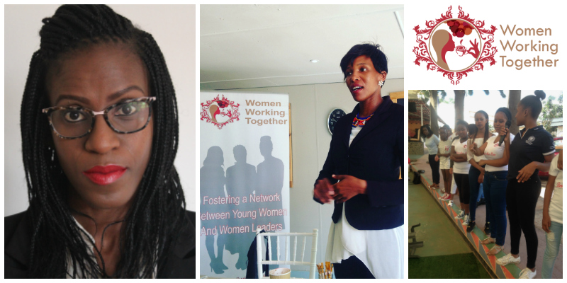 Zanele Thabede-Vilakati, co-founder of  Women Working Together Initiative  (Eswatini)