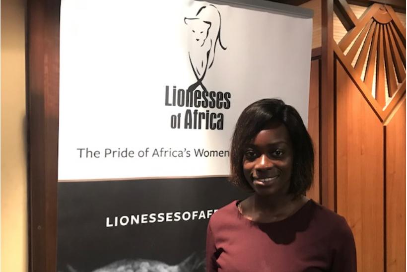 Myrhann Traductions - Meet Marie-Josée Ettien — one of our inspirational, young Lioness Lean In, Abidjan Interpreters.