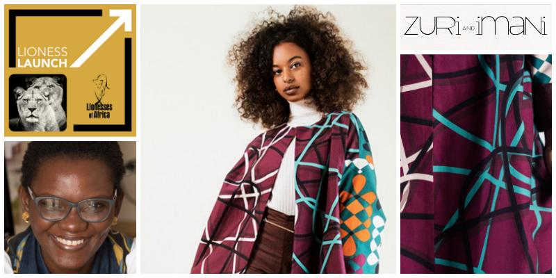 Joy Ezeka, founder of Zuri and Imani (South Africa)