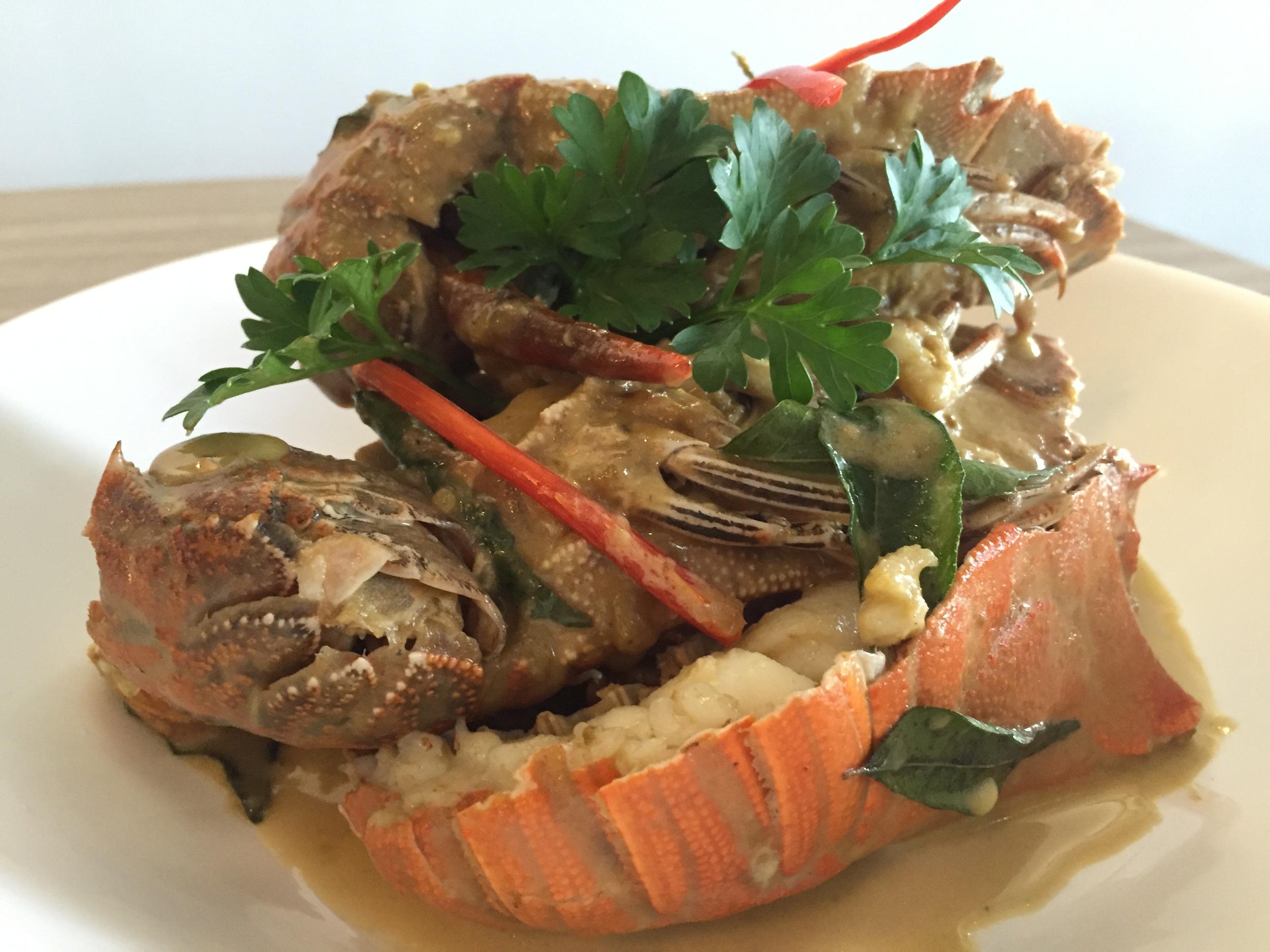 Momma Kong's Butter Crayfish