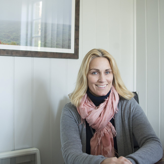 Helen Rashbrook - personal Assistant