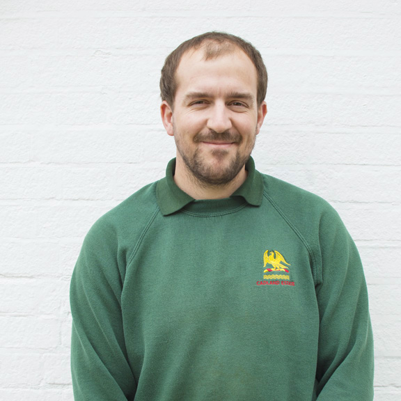 Stuart Greives - Fishery Manager