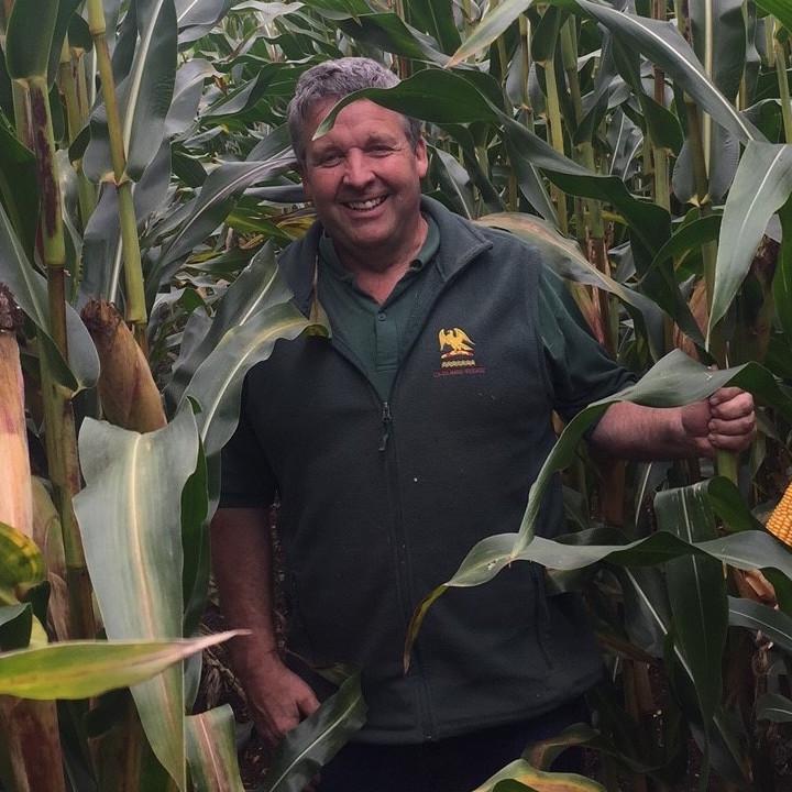 Richard Fellows - Farm Manager