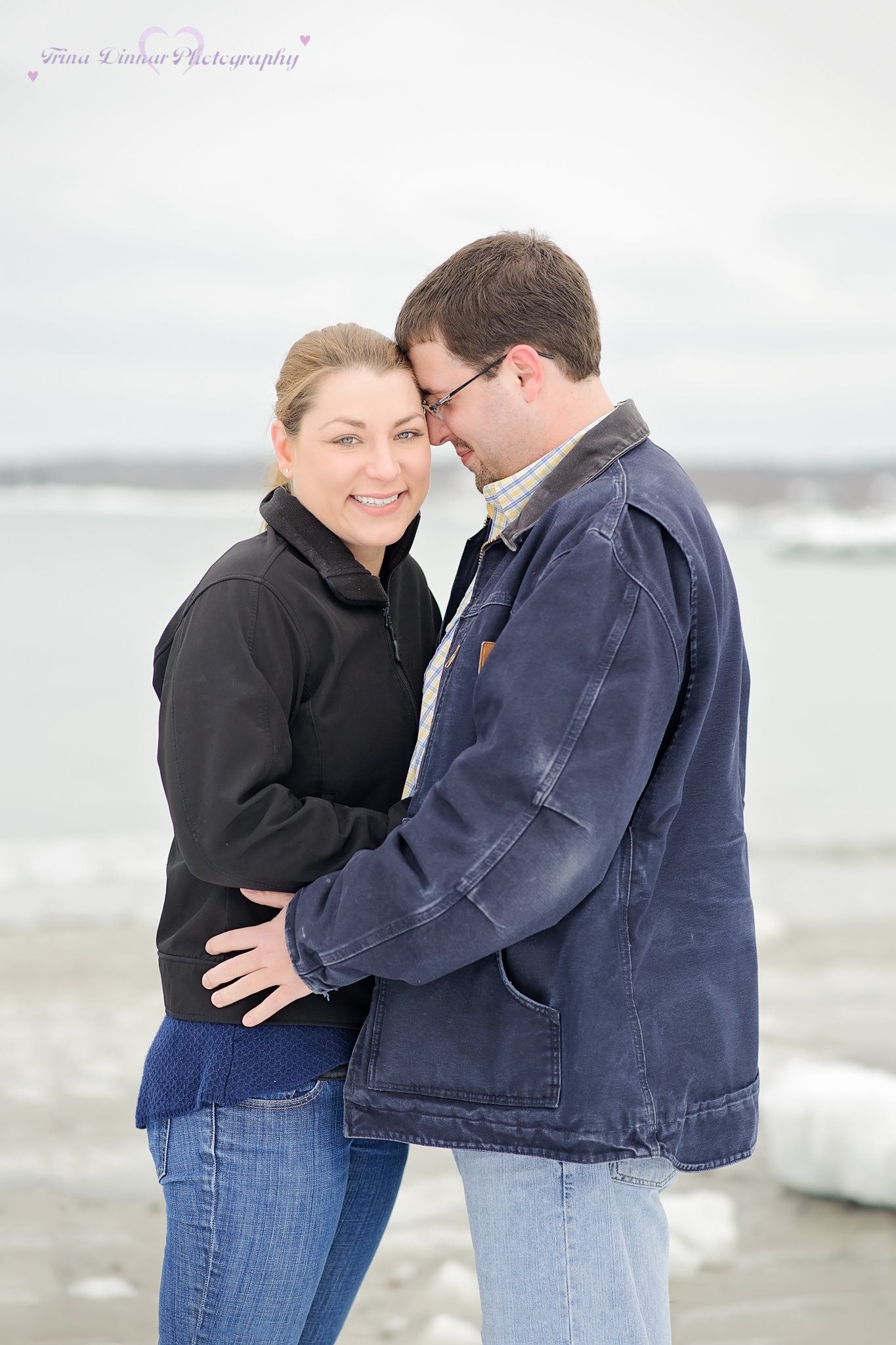 The couple have planned a May wedding at the Bethel Inn