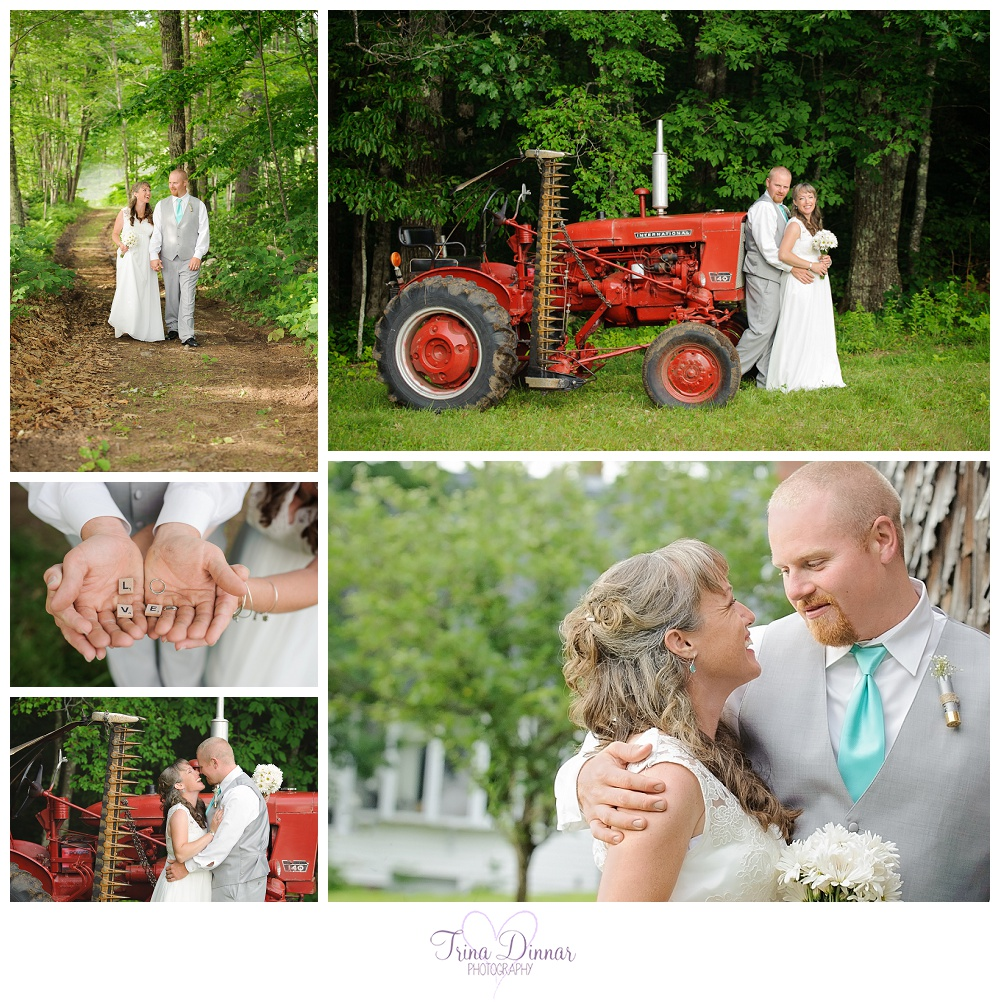 I went off with the bride and groom after the ceremony for their bride/groom portraits.