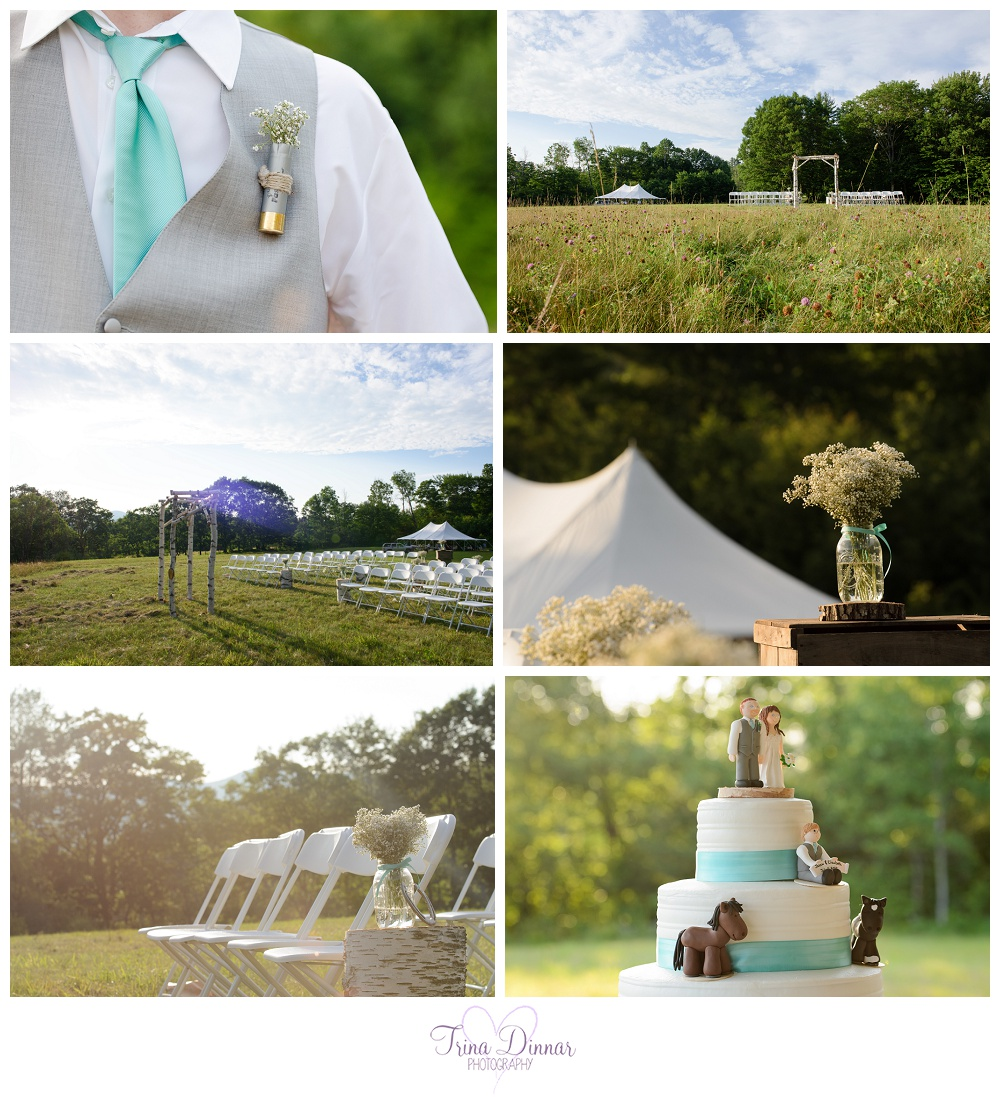 As the buffet was underway and I had a minute to take a break, my second shooter went back to the ceremony site and captured these beautiful images along with a few nice detail photos.