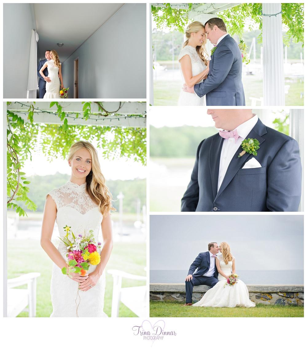 Nonantum Resort Wedding Photos