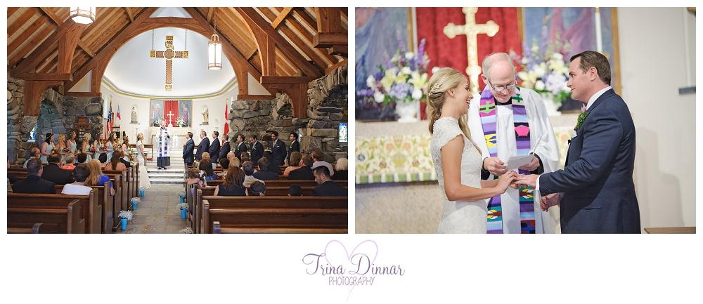 St. Anne's Episcopal Church Wedding