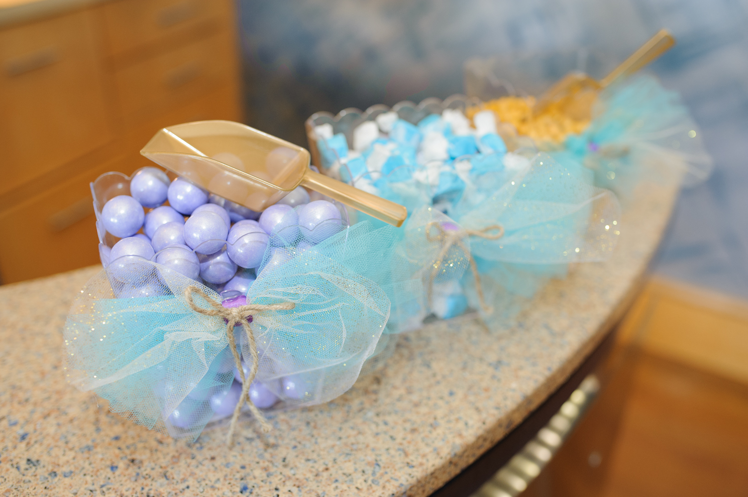 Wedding Sweets Candy Table