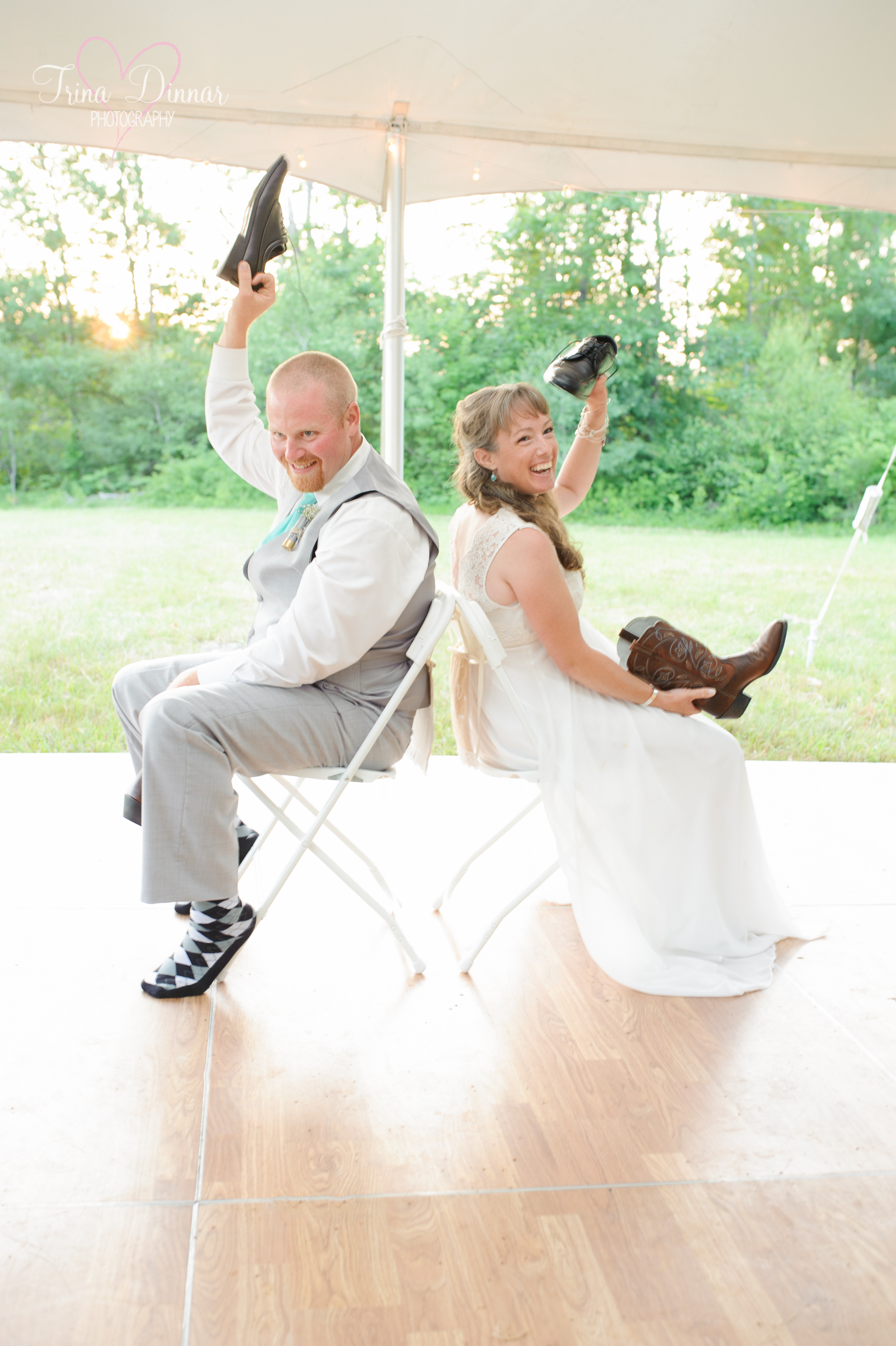 The Shoes Game - Fun Wedding Games