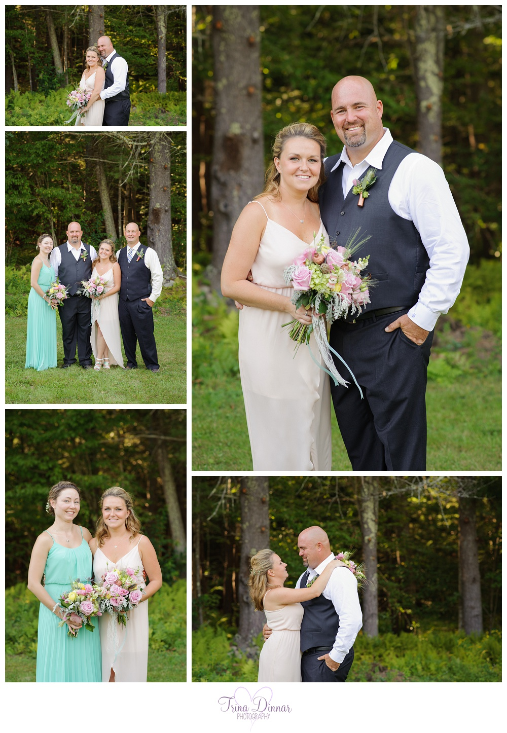 Wedding Photography in South Berwick, Maine