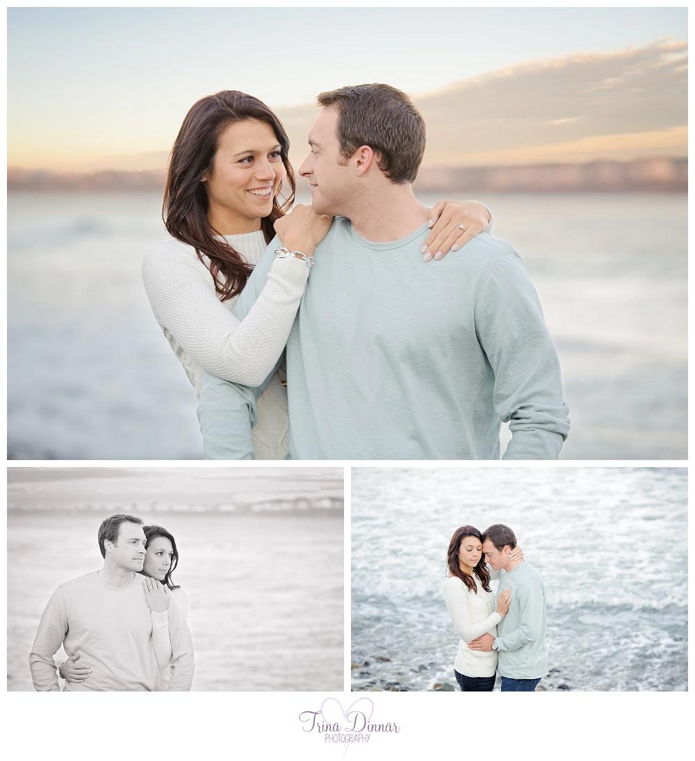Maine Engagement Portraits