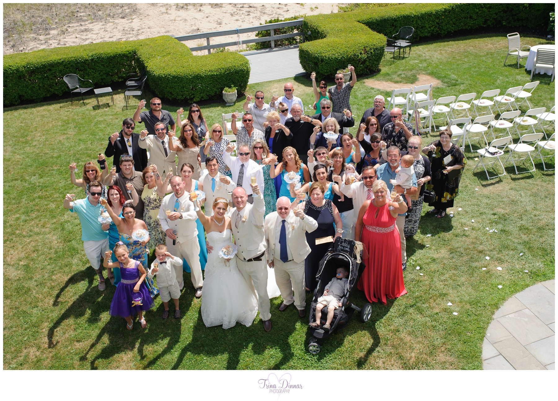 Wedding photographer at Joseph's by the Sea in Old Orchard Beach, Maine