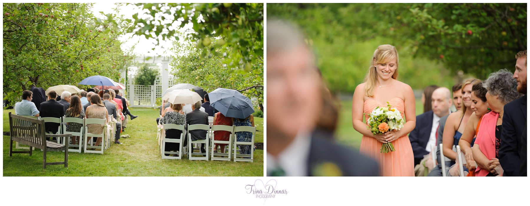 Wedding Photography at Pineland Farms in New Gloucester, Maine