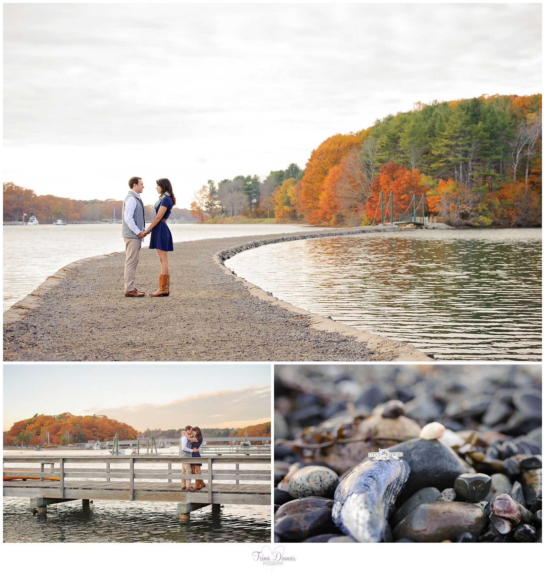 Engagement Photography in York, Maine