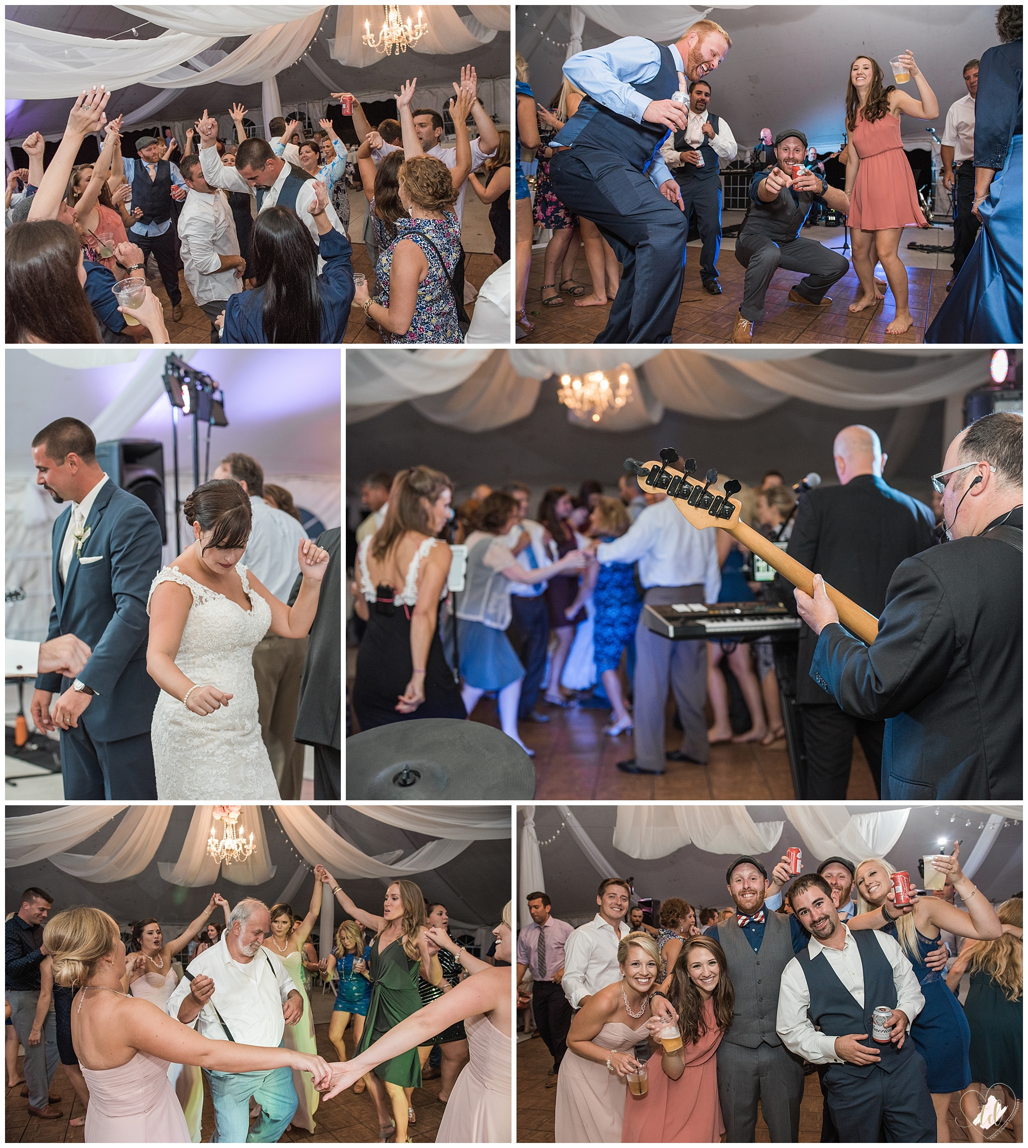 Wedding at Falmouth Country Club