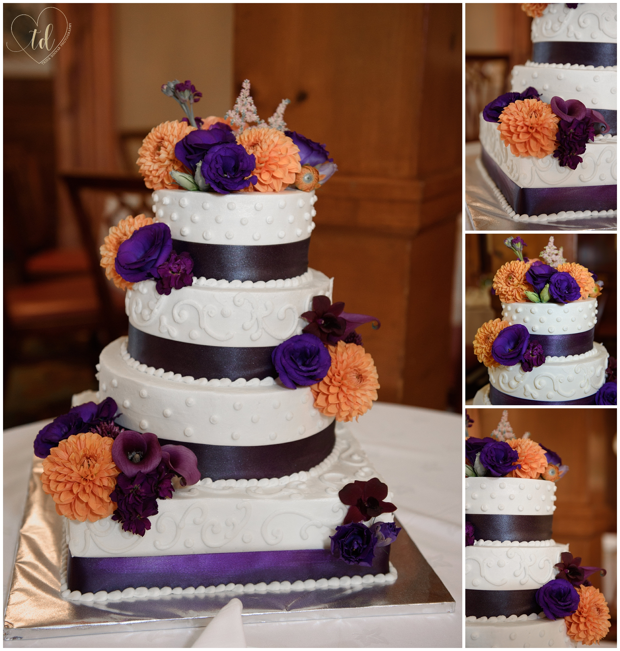 Kathryn's Confections   Maine Wedding Cake Baker