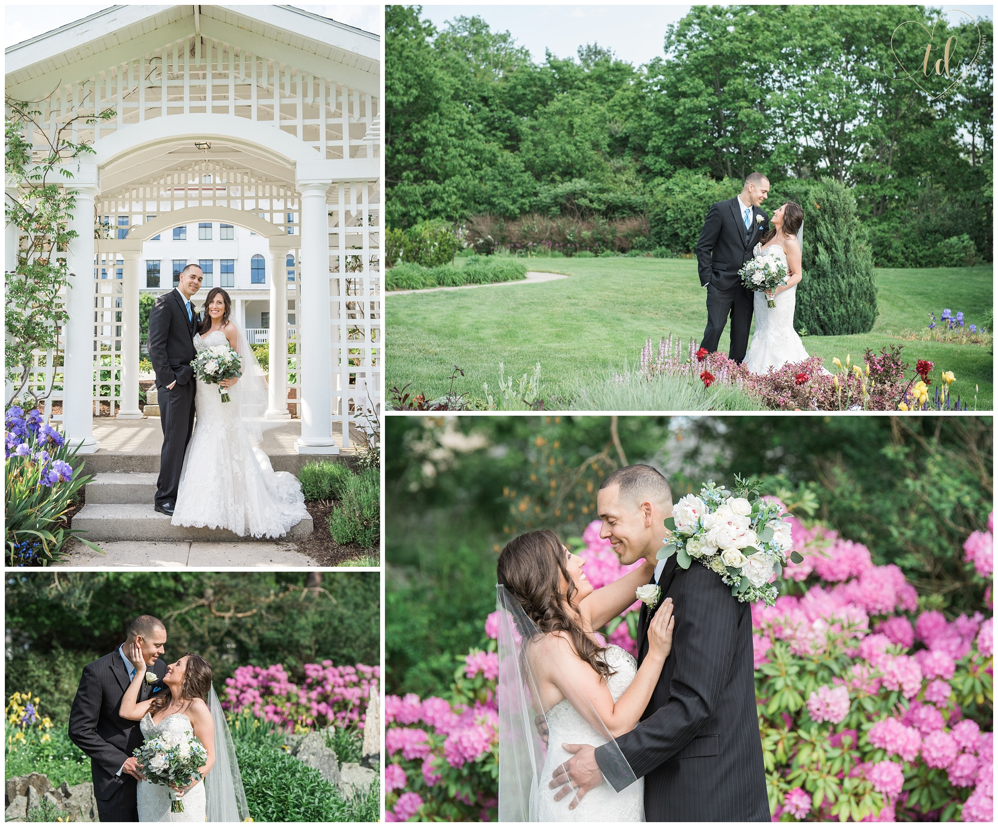 Wentworth by the Sea Wedding in New Castle, New Hampshire