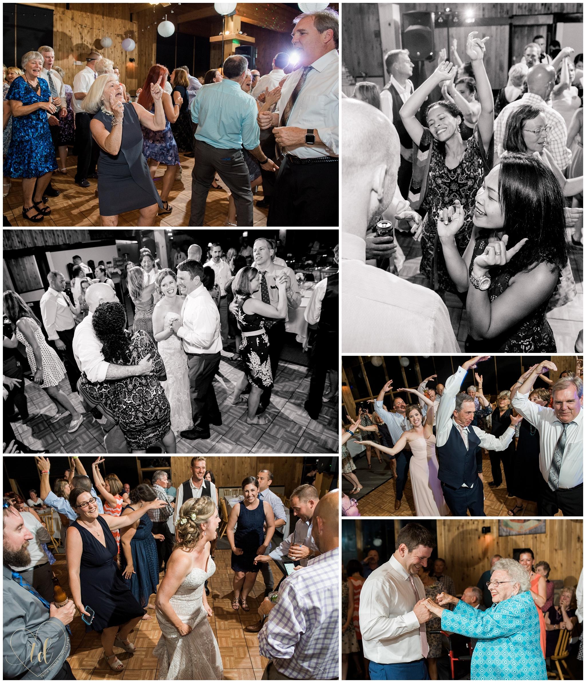 Double Platinum Celebrations Maine Dance Photos
