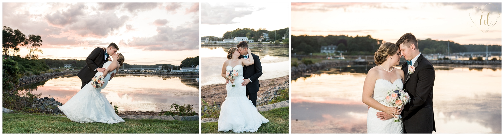 Wedding Photography in York Maine