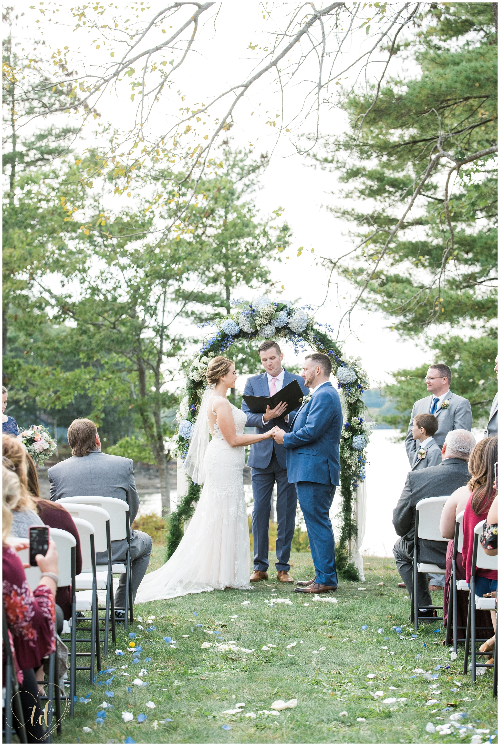 Wedding Photographer in Midcoast Maine