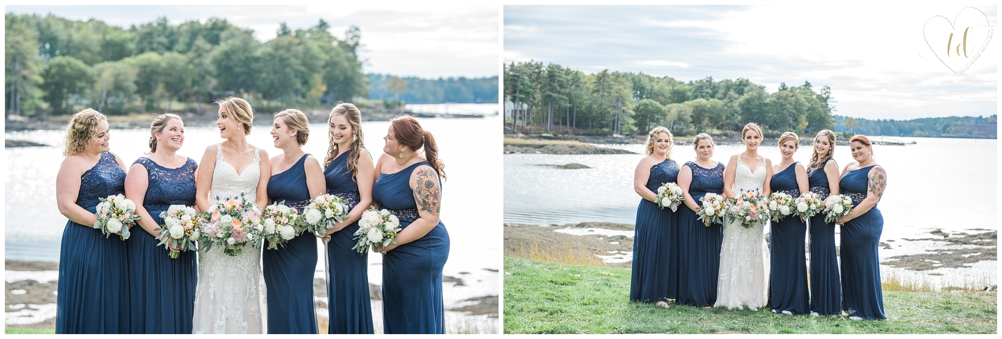 Edgecomb Maine Wedding Photography