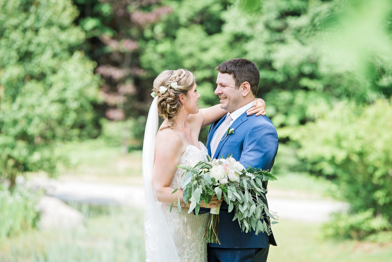 Wedding at William Allen Farm Pownal ME
