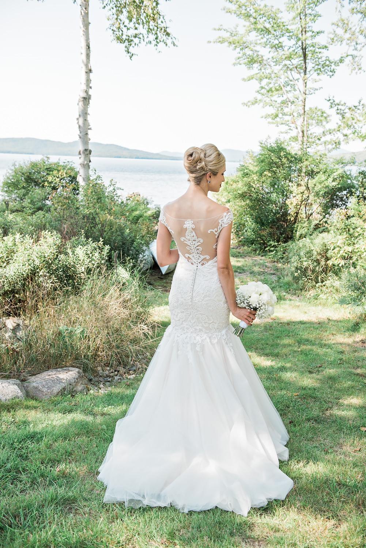 The 1812 Farm Bristol ME Wedding