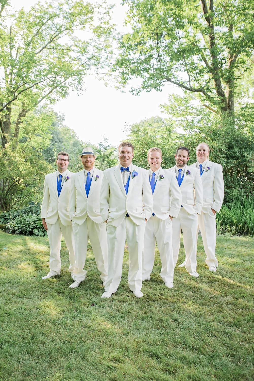 Wedding at Hardy Farm Fryeburg ME