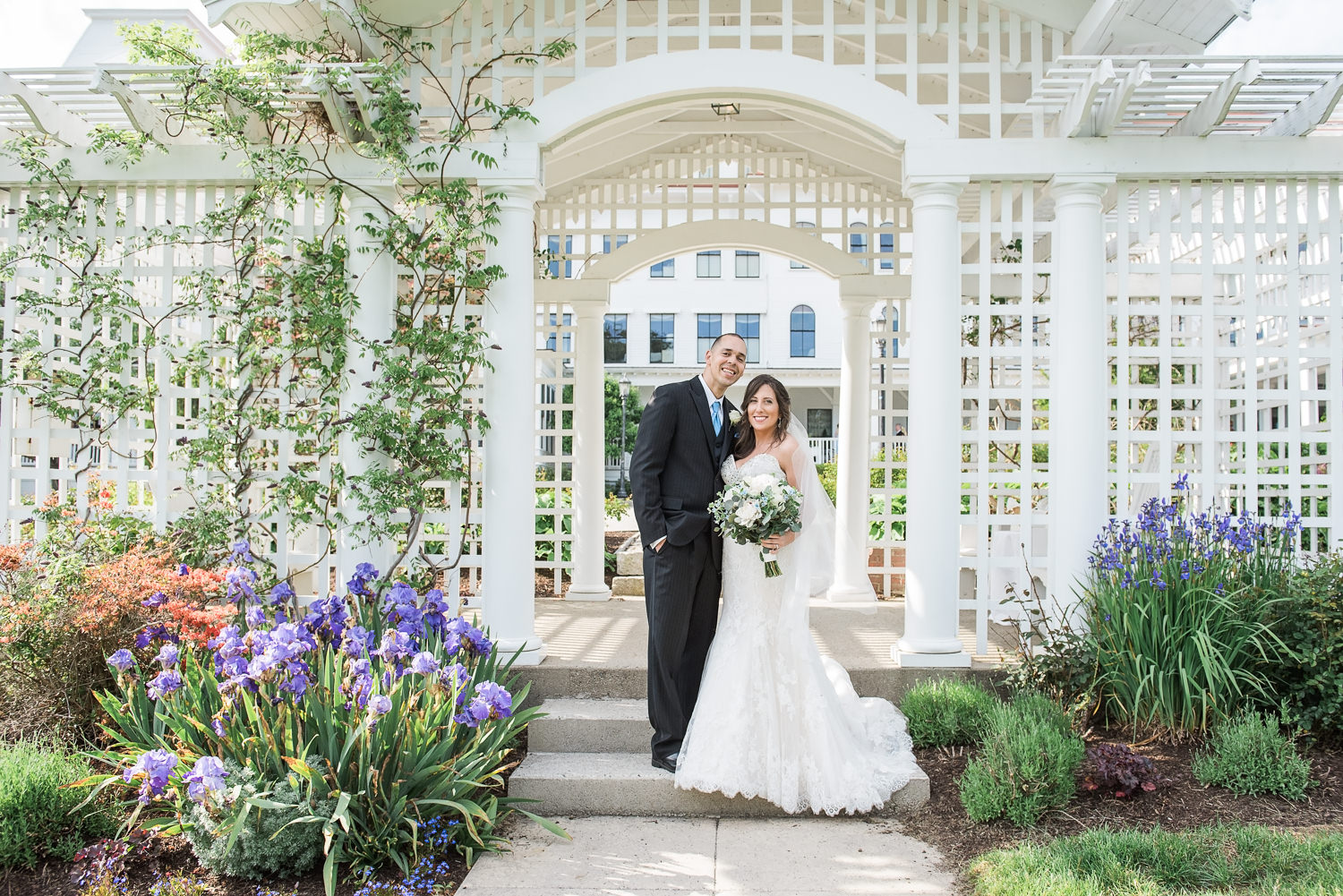 Wentworth By the Sea Newcastle New Hampshire Wedding