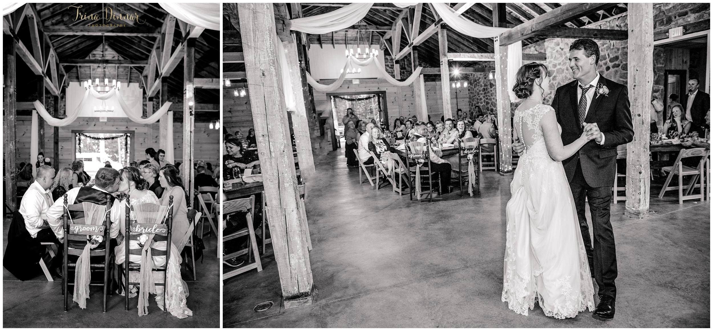 Standish Maine Wedding at the Stone Barn