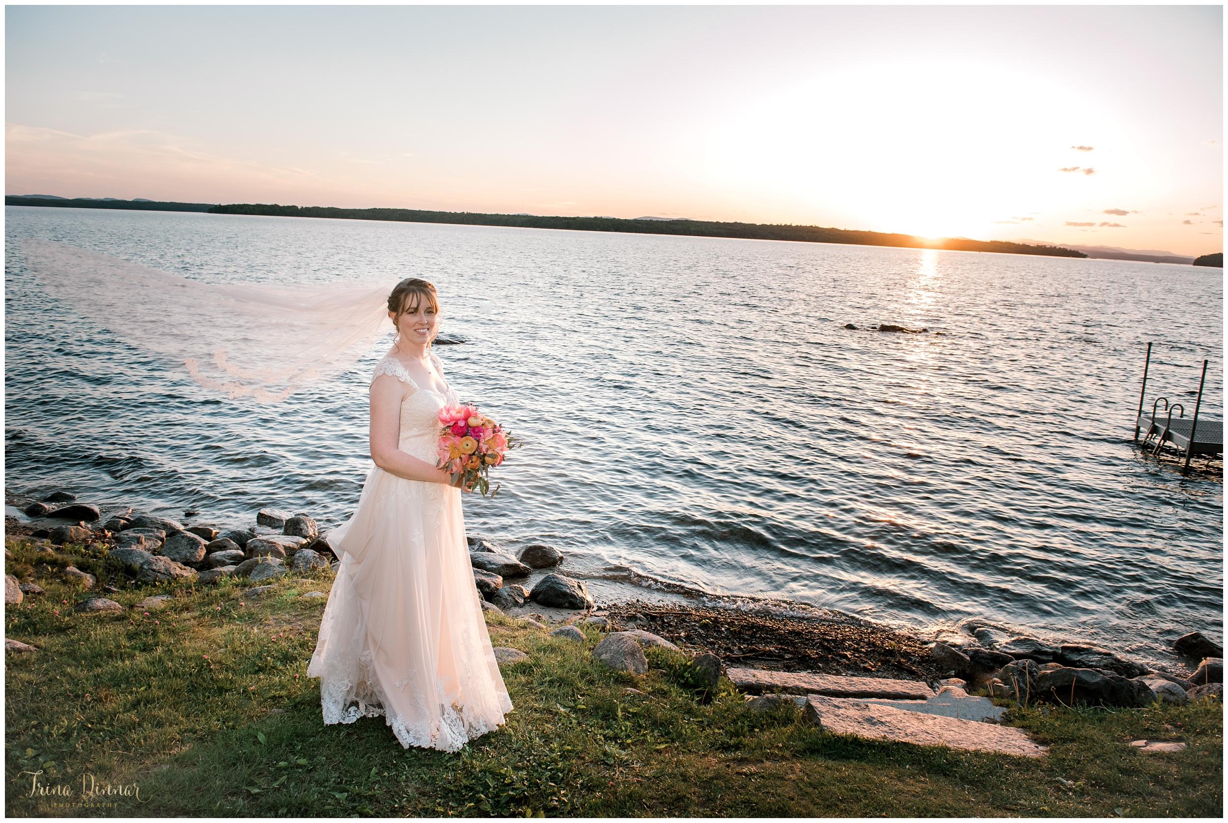 Saint Joseph's College Maine Wedding