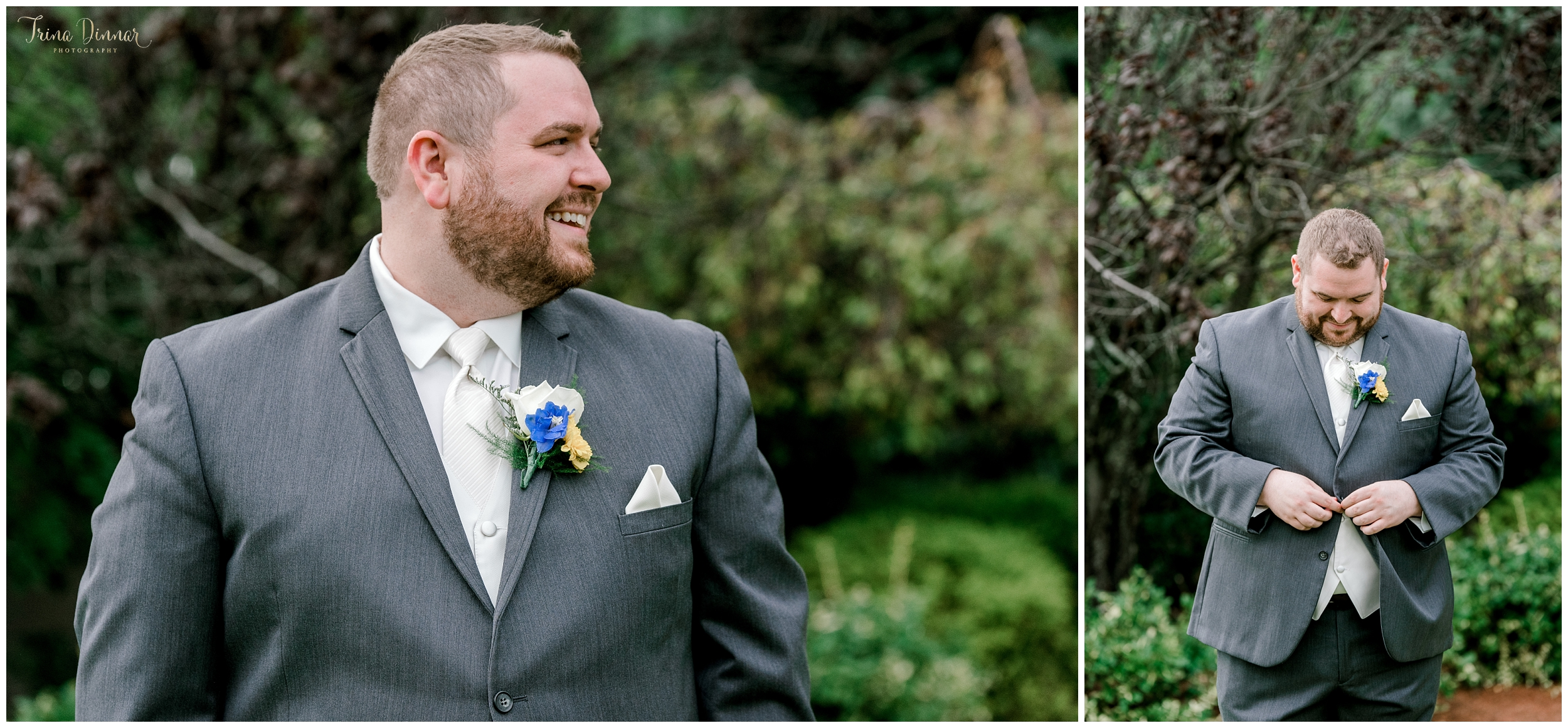 Groom Portraits in NH