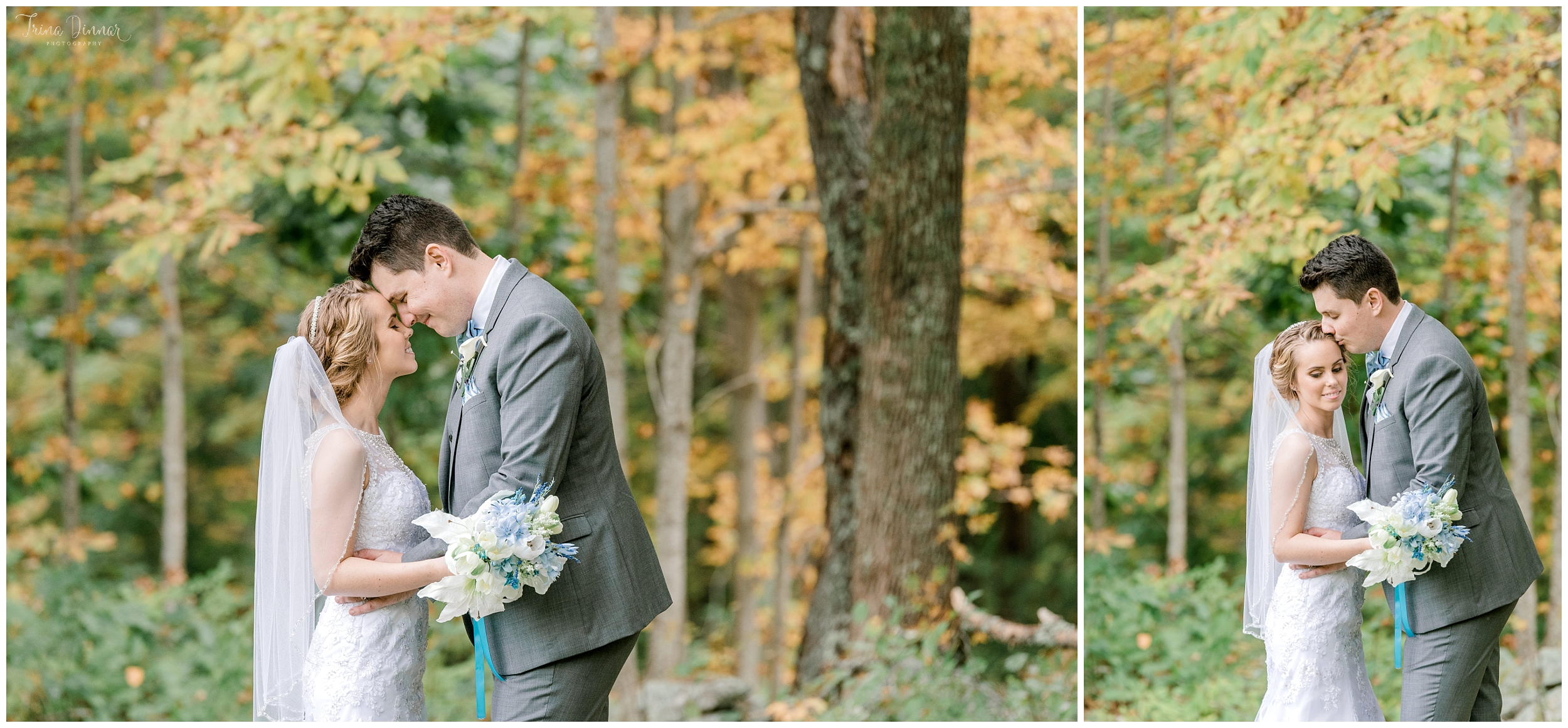 Mallori and James Clay Hill Farm wedding photography