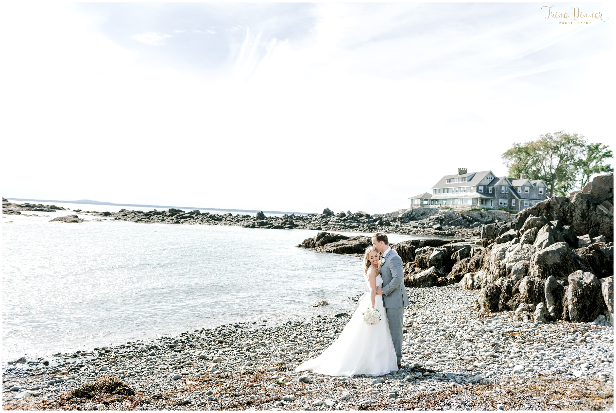Wedding Photography in Kennebunkport Maine