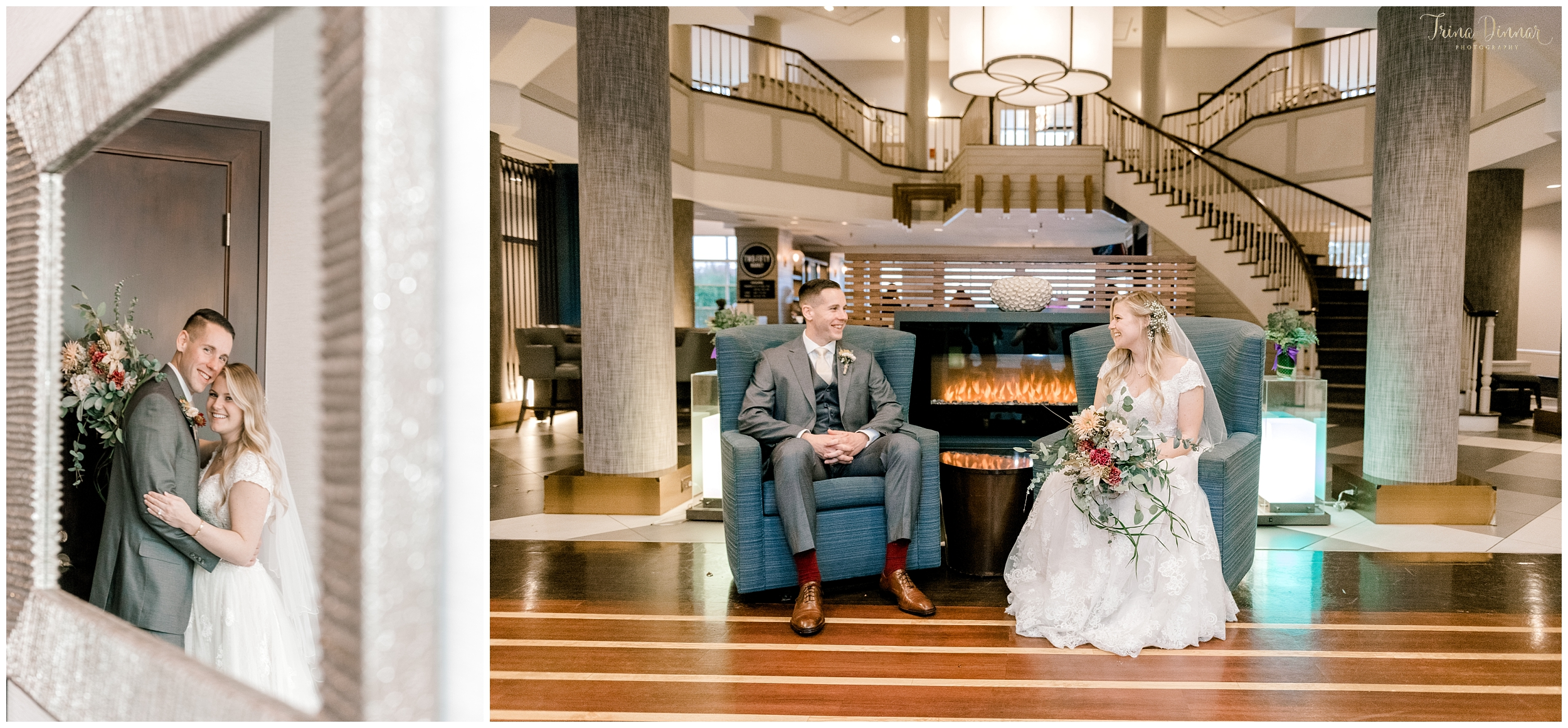 Sheraton Hotel Portsmouth NH Wedding Photography