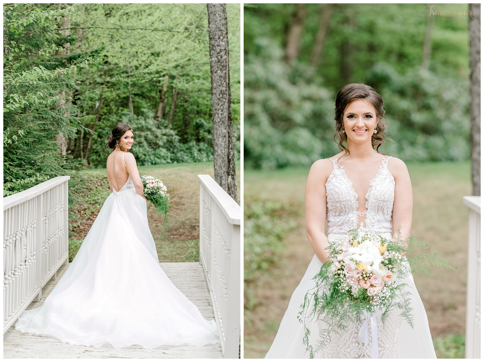Greek Cultural Heritage Maine Bridal Portraits