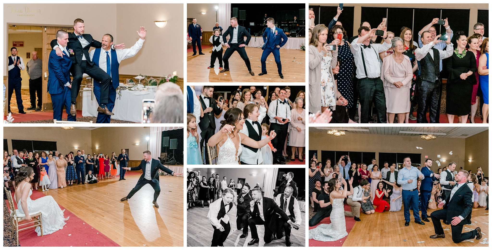 Groom's Surprise Choreographed Dance