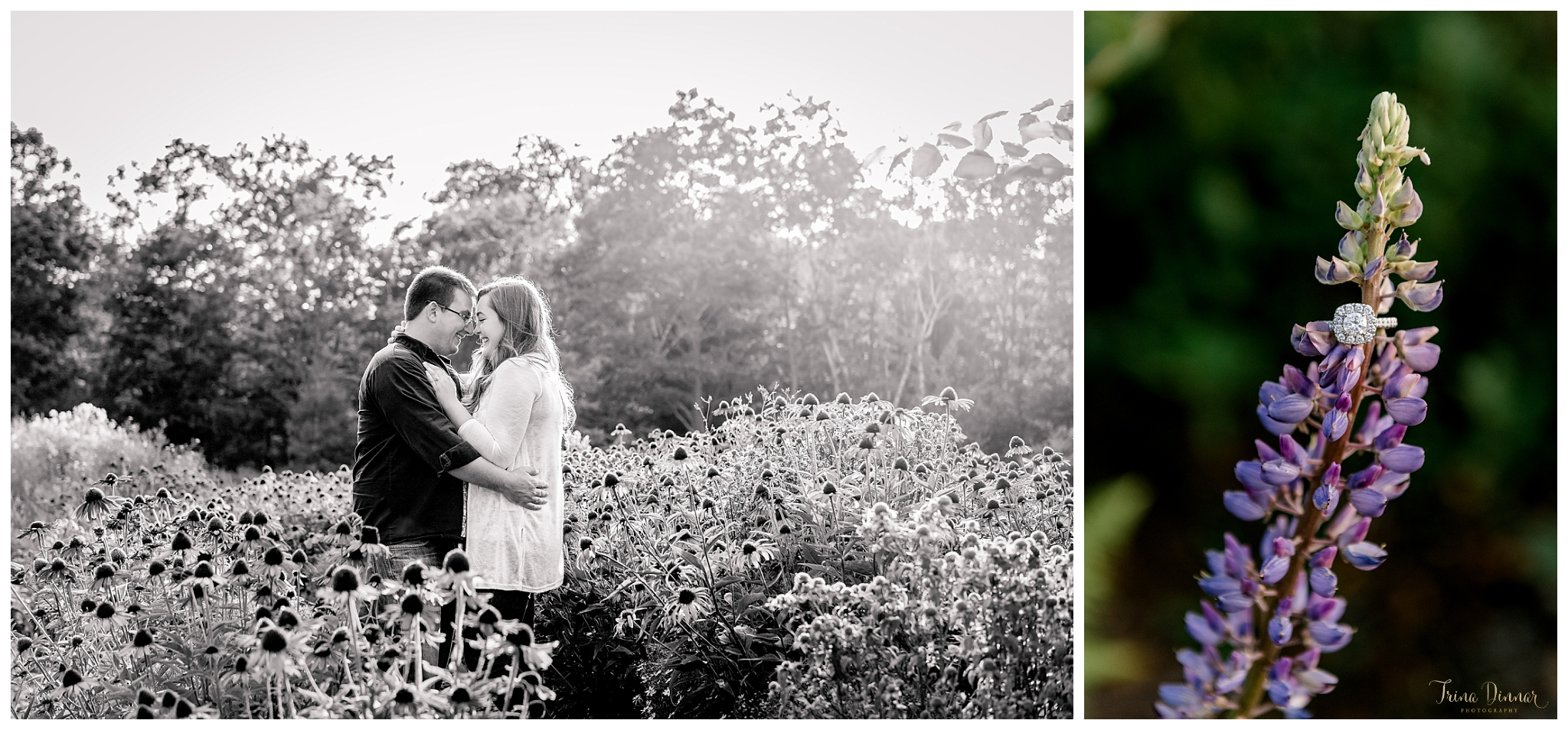 Engagement Session Photography in Maine